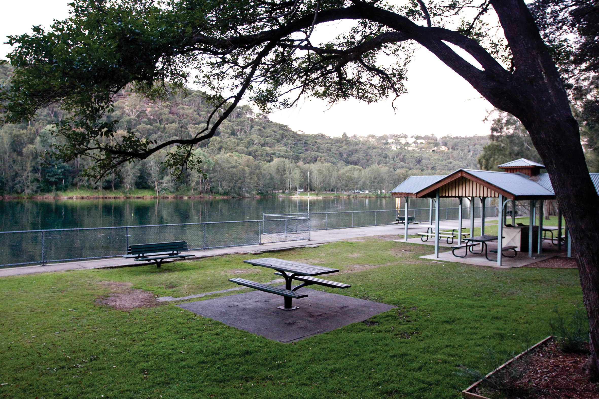Echo Point Park Lower Picnic Area