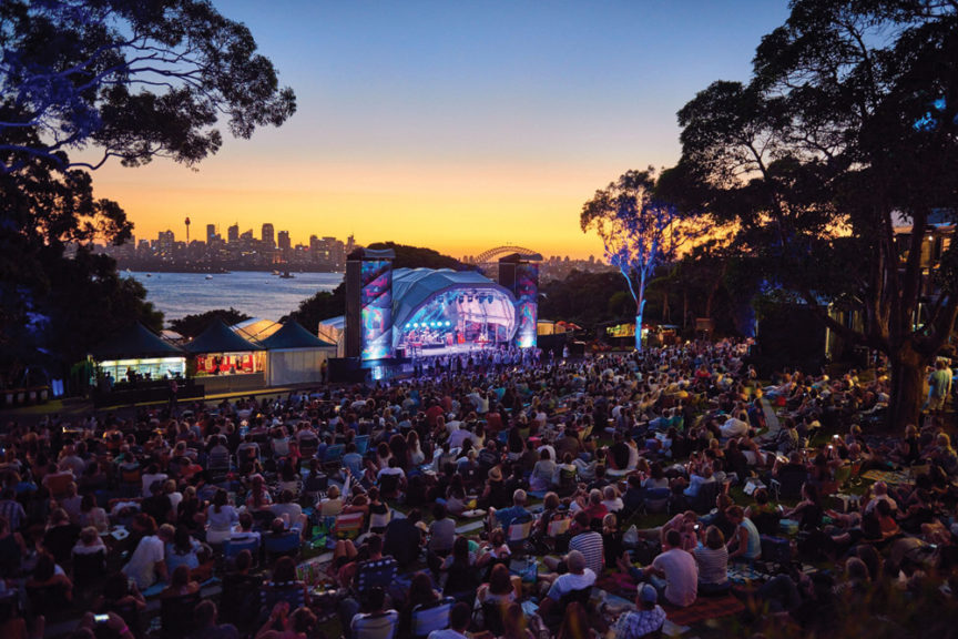Twilight Taronga