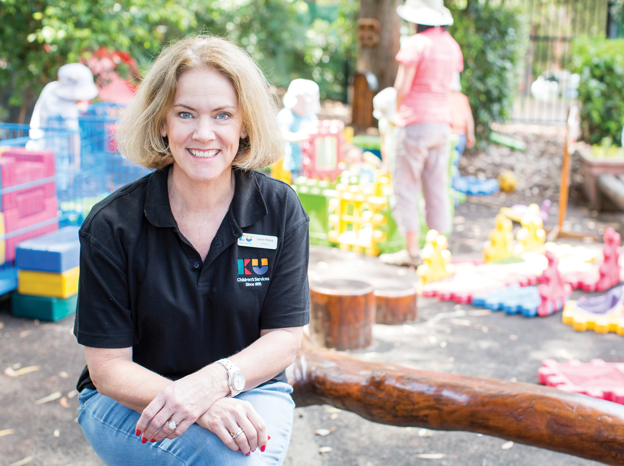 Laure Hislop, Director KU Killara Park Preschool