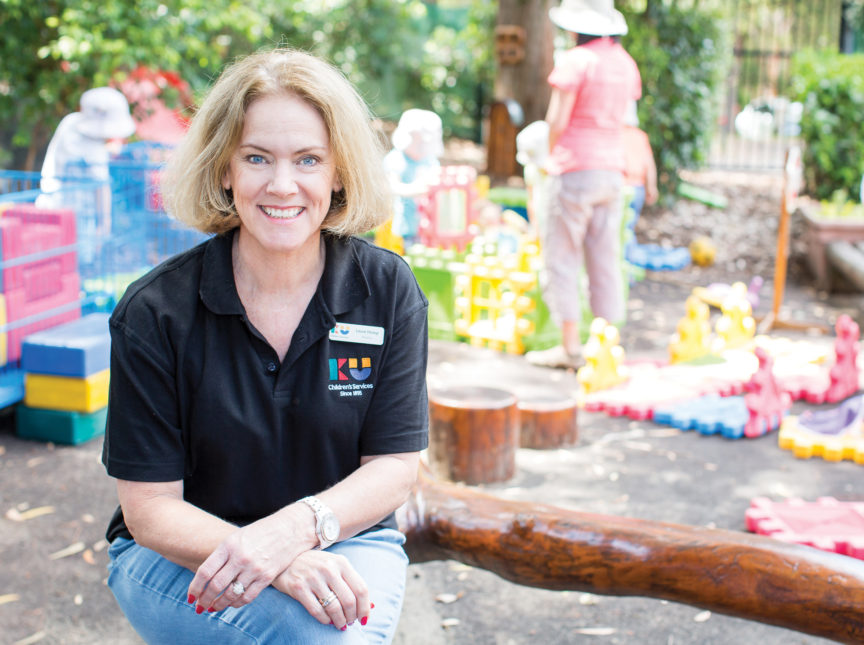 Laure Hislop, Director KU Killara Park Preschool